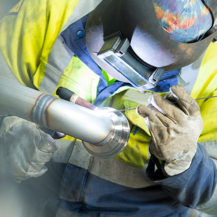 Certified Welding for Piping Systems
